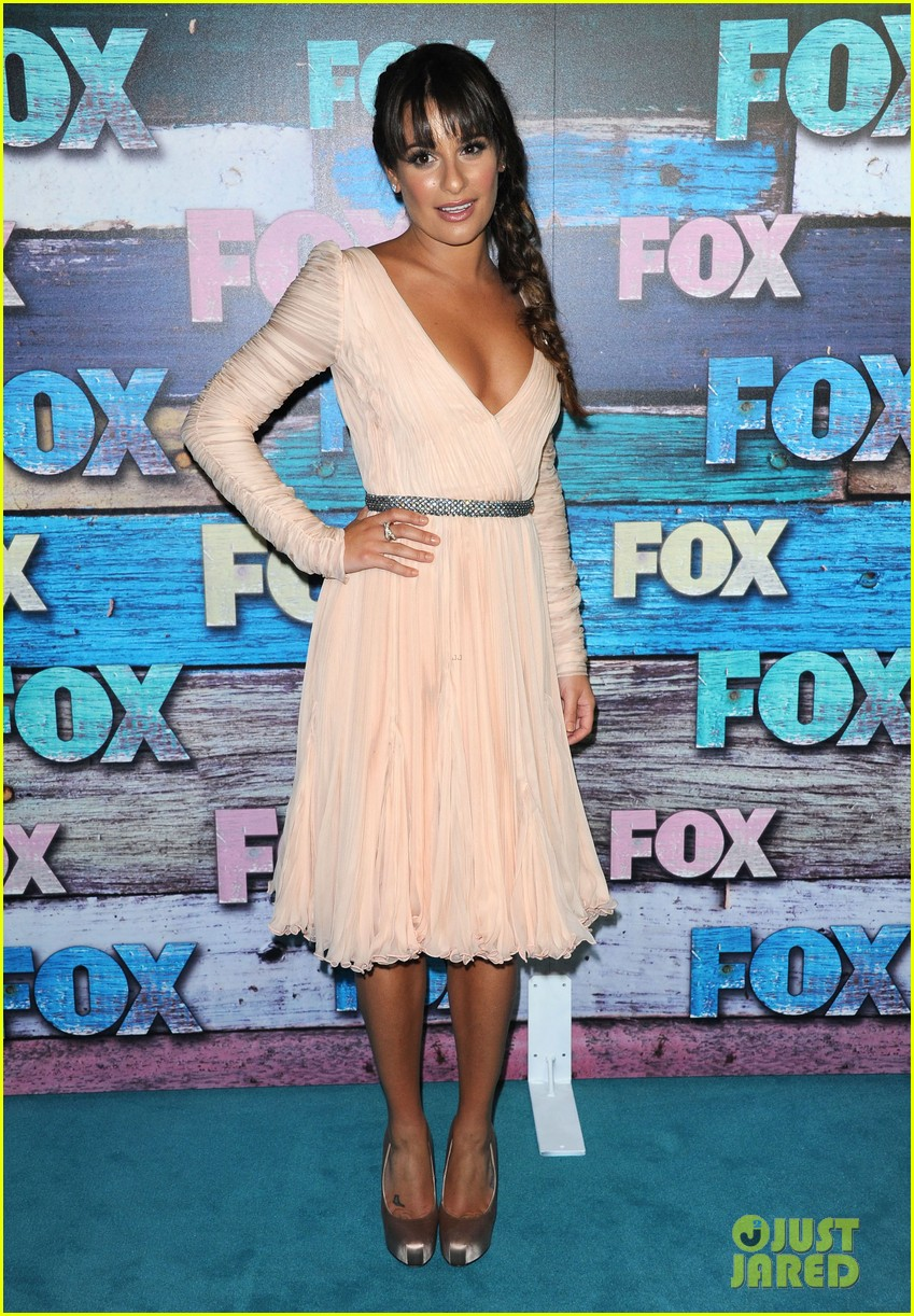 lea michele fox tca all star party 072691239