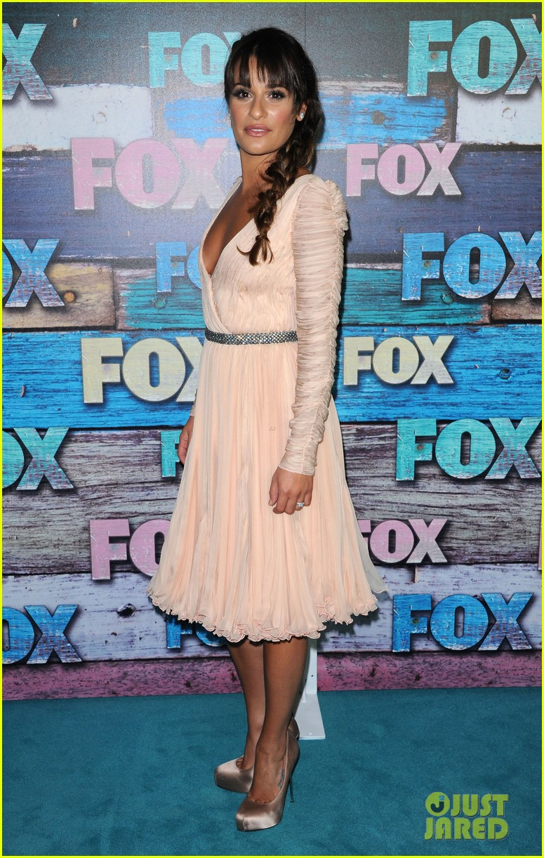 lea michele fox tca all star party 092691241