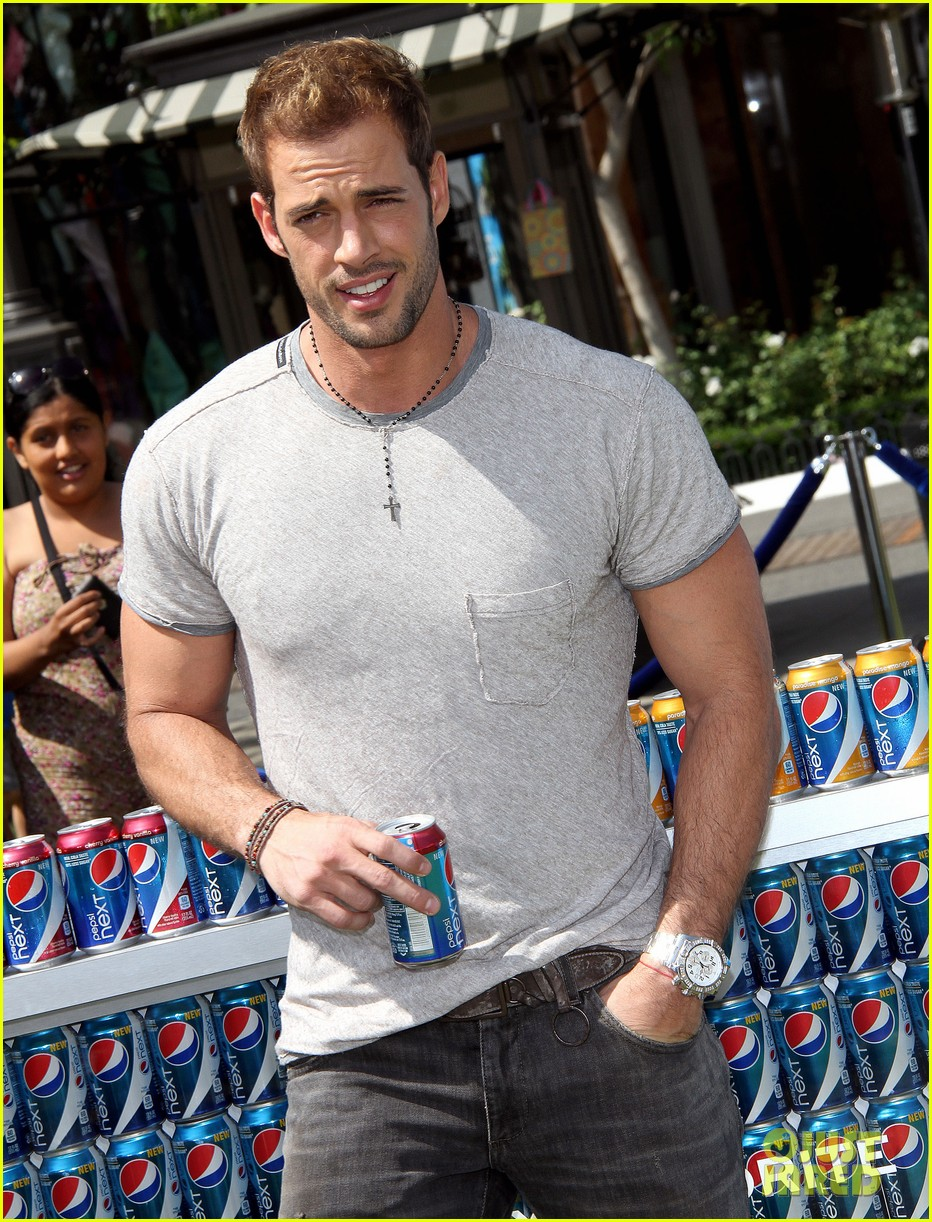 william levy pepsi launch 08