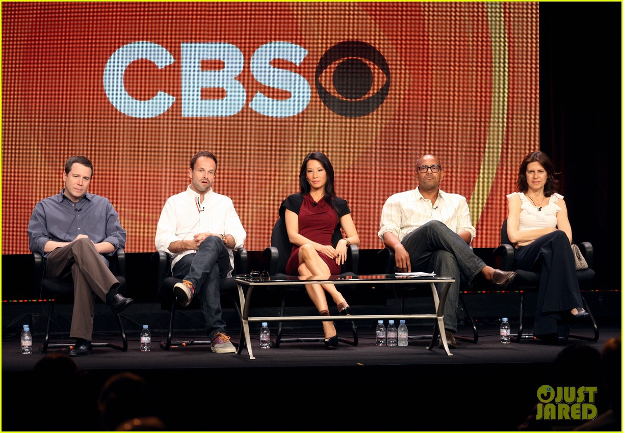 lucy liu janet montgomery toni trucks tca press tour 132694351