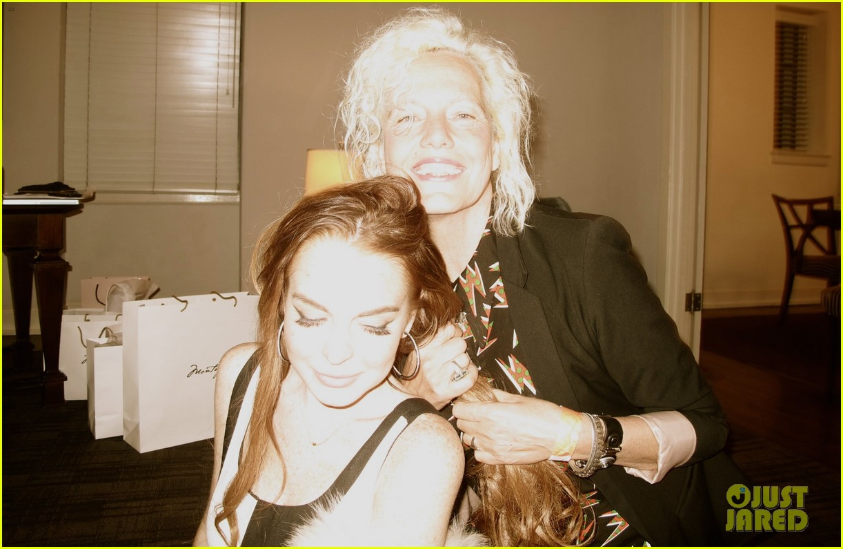 PICS: Lady Gaga and Lindsay Lohan's Chateau Marmont sleepover pictures