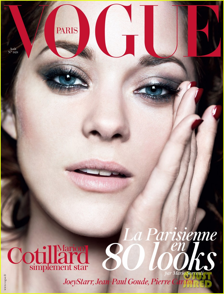 marion cotillard vogue paris 01