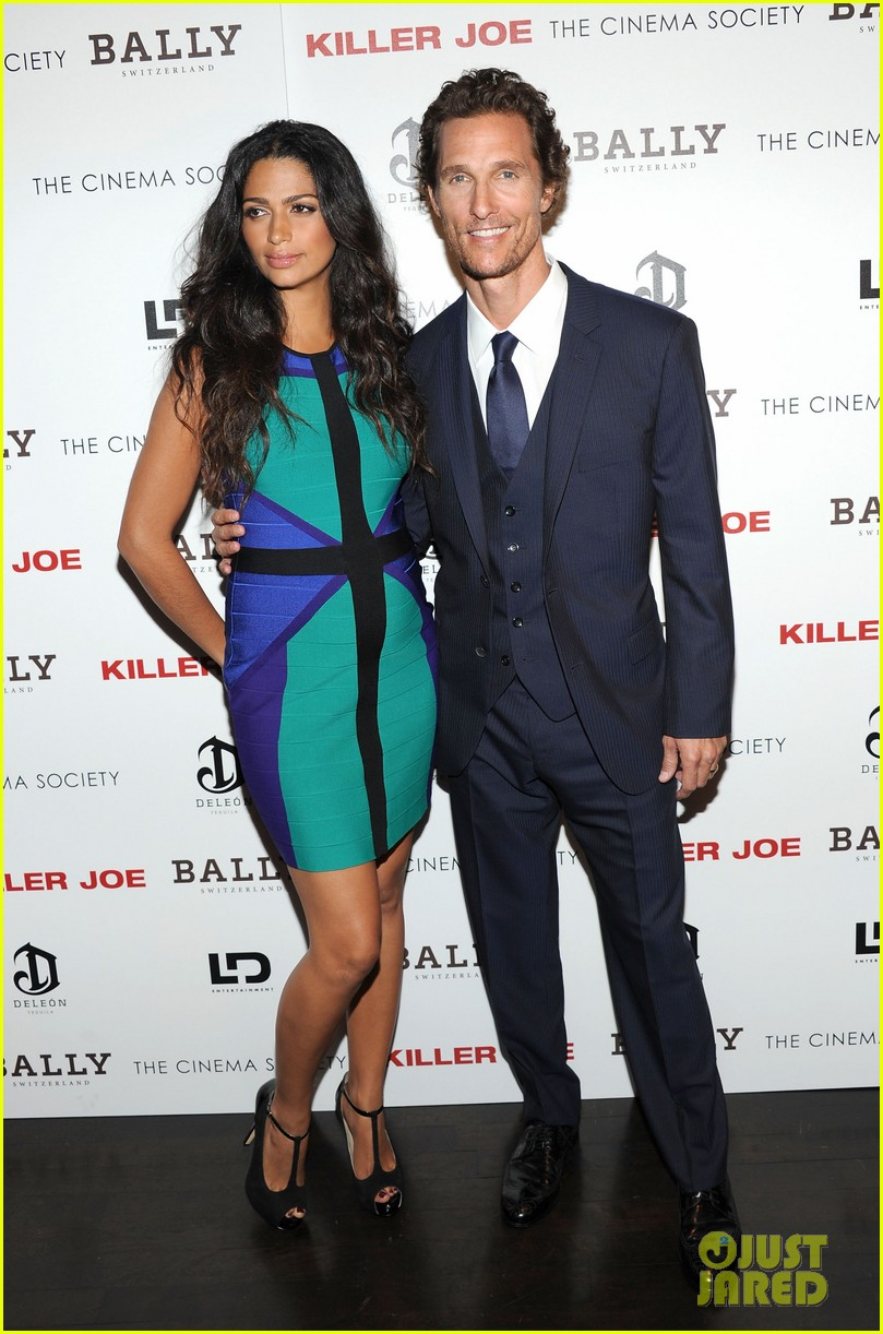 matthew mcconaughey killer joe premiere 01