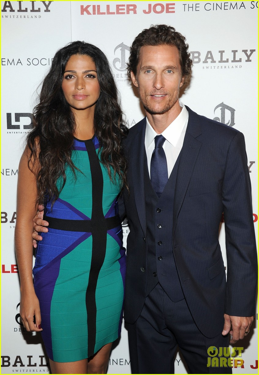 matthew mcconaughey killer joe premiere 032691169