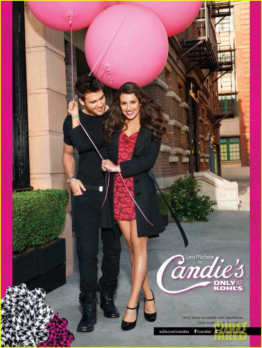 Full Sized Photo of lea michele candies campaign 01 | Photo 2685820 ... K Michelle 2013 Photoshoot