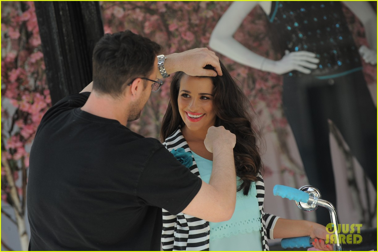lea michele candies campaign 022685821