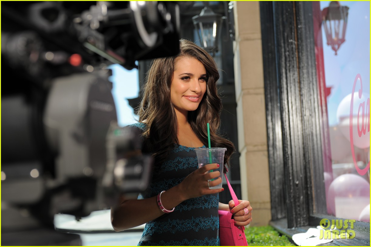 lea michele candies campaign 042685823