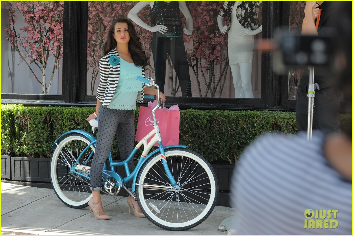 lea michele candies campaign 092685828