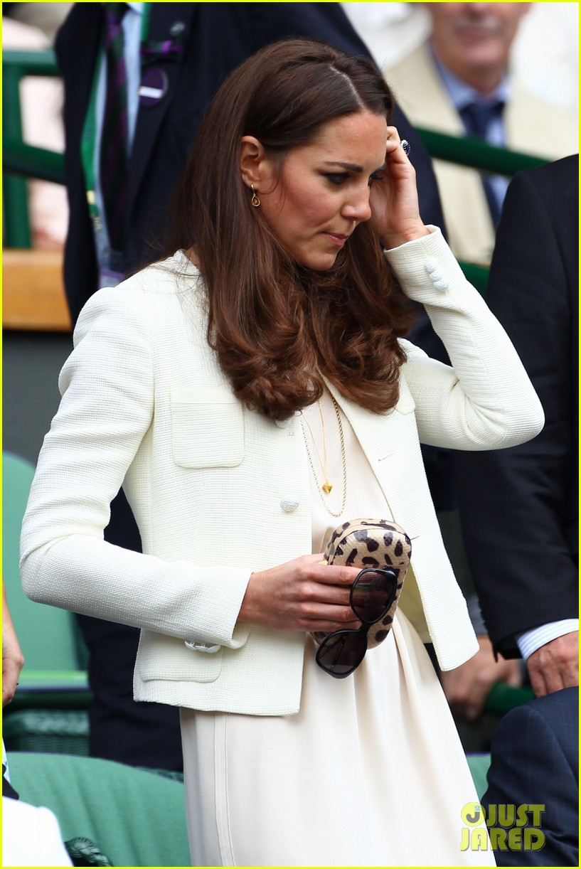duchess kate pippa middleton wimbledon 08