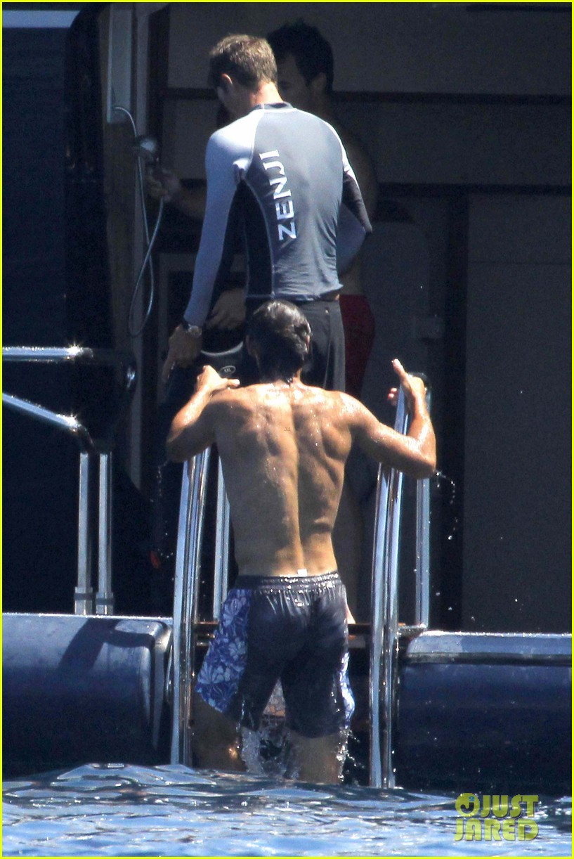 rafael nadal shirtless swim 022685228