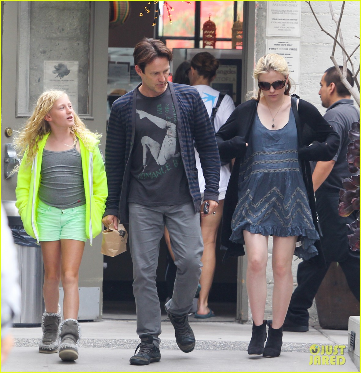 anna paquin stephen moyer lunch with lily 012686719