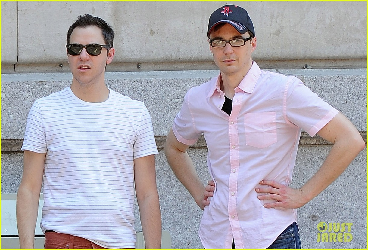 jim parsons lunch with pals 042684110