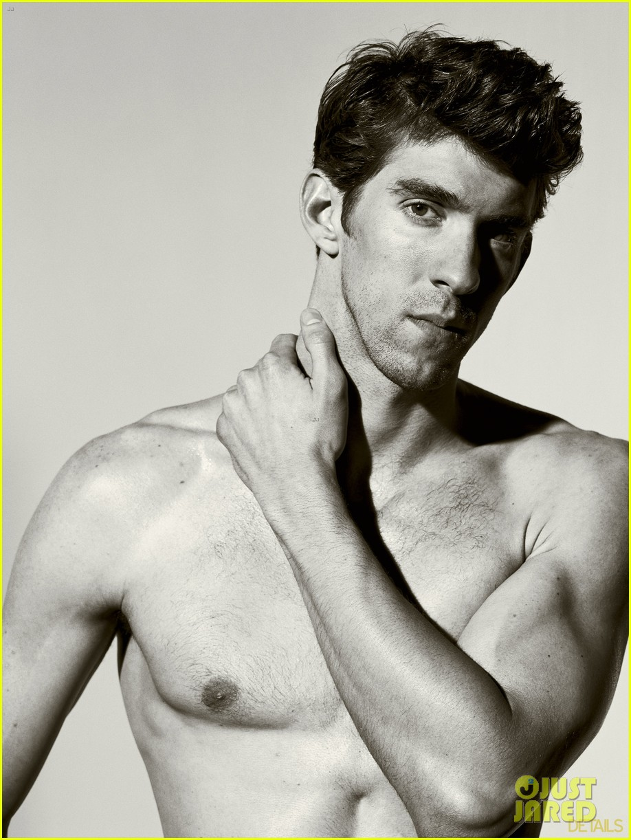 michael phelps shirtless on details olympics issue 022685050