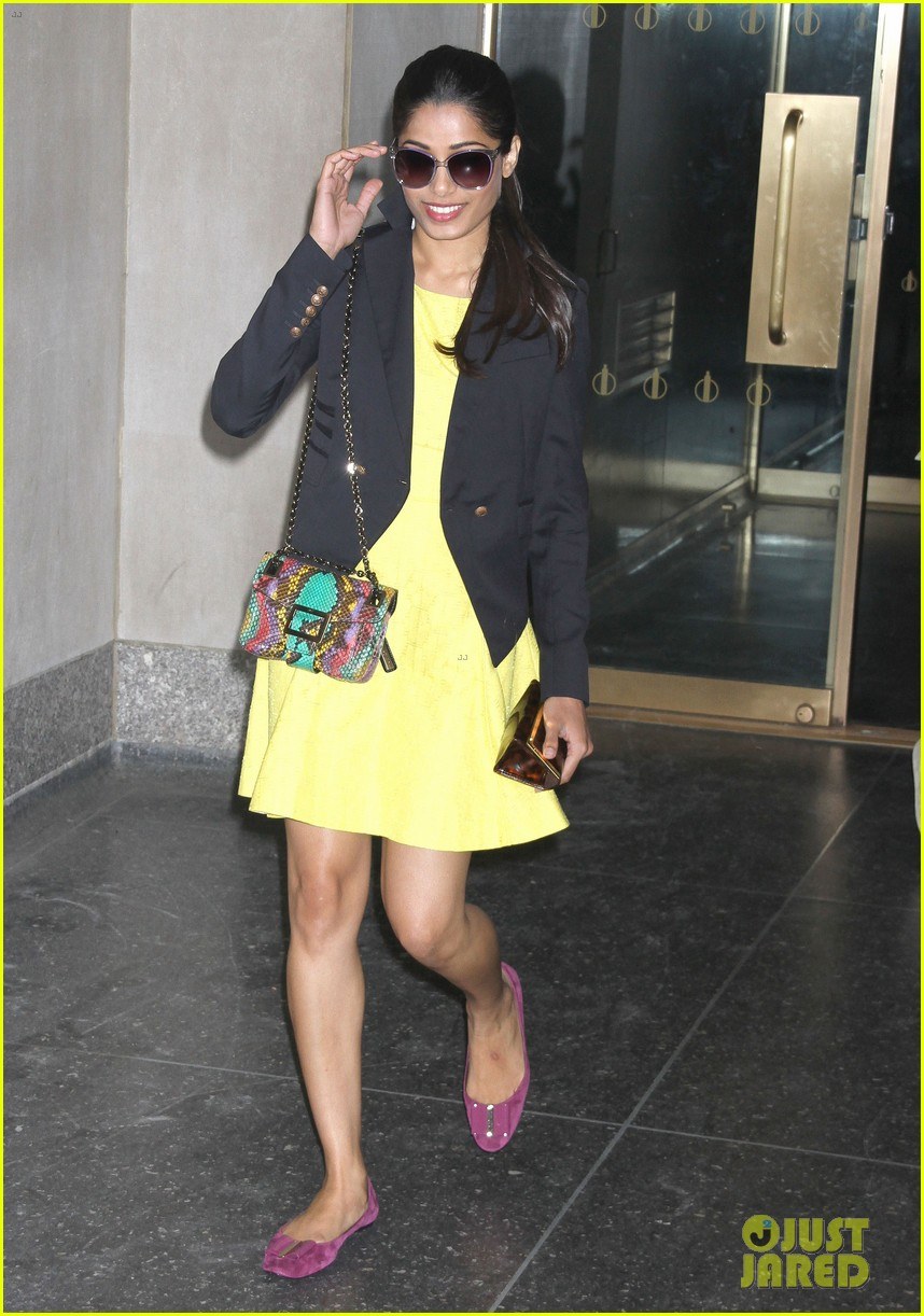 freida pinto promotes trishna in new york city 102686142