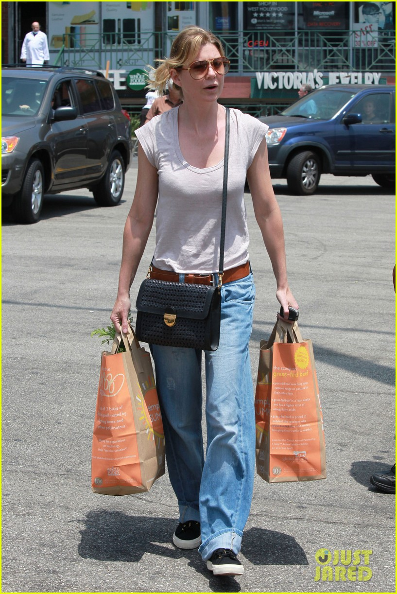 ellen pompeo whole foods grocery stop 032683845