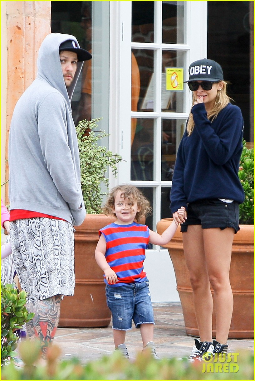nicole richie july fourth family 012683542