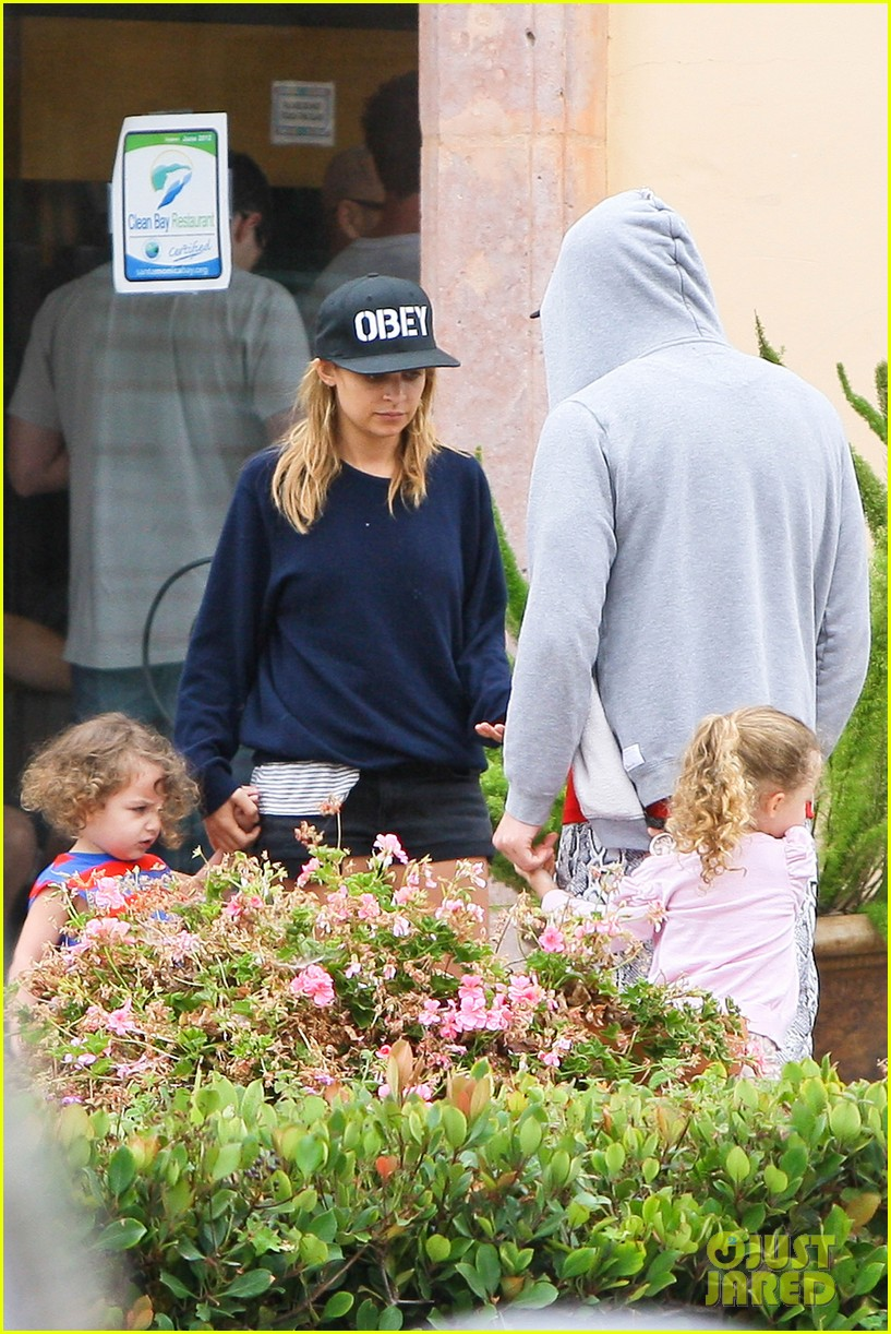 nicole richie july fourth family 042683545
