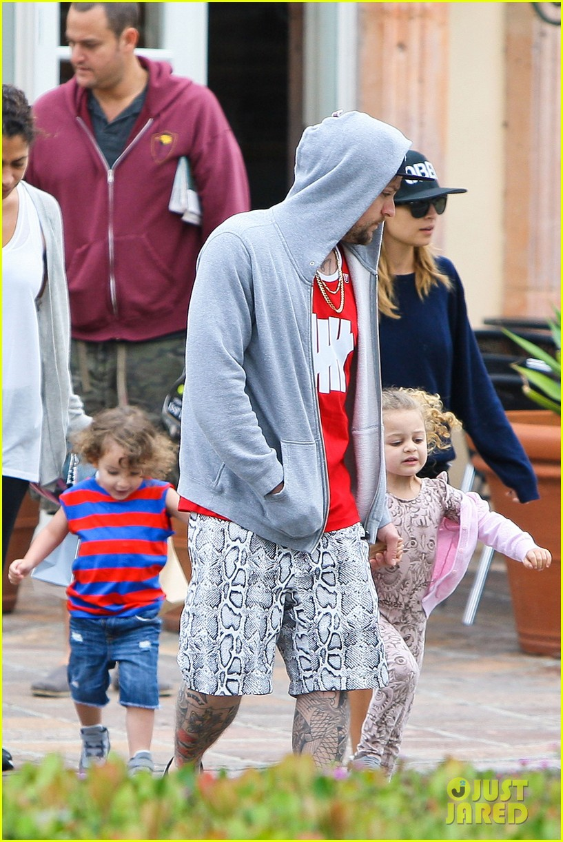 nicole richie july fourth family 052683546