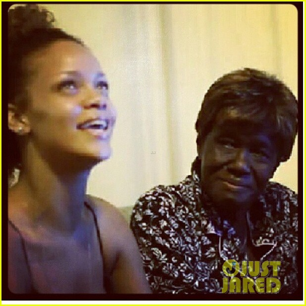 rihanna grandmother passes away 082681691