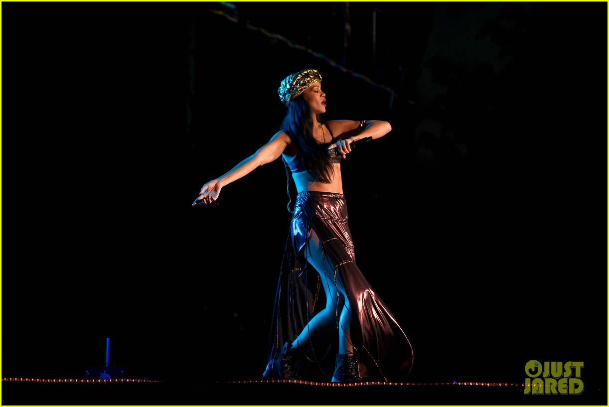 rihanna peace and love festival in sweden 19