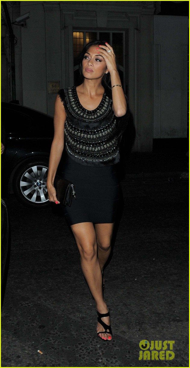 nicole scherzinger birthday celebration 09