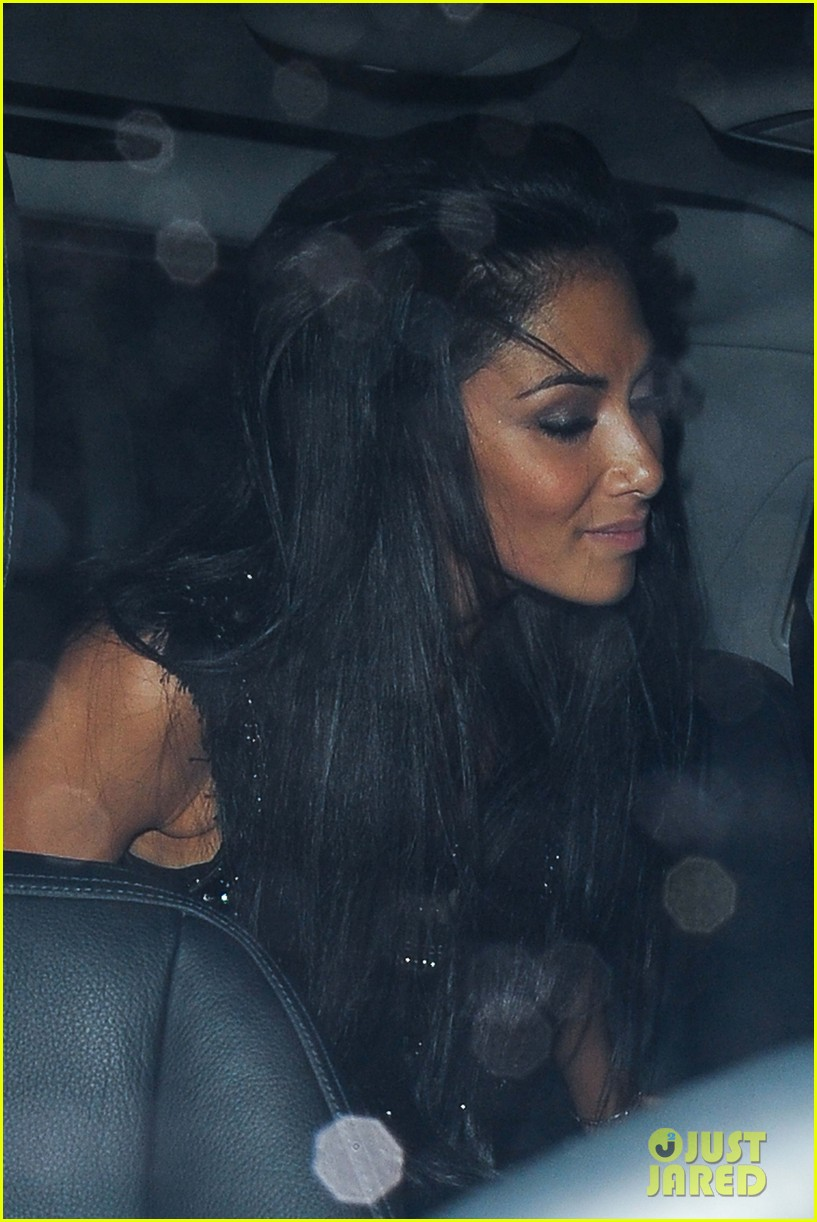 nicole scherzinger birthday celebration 17