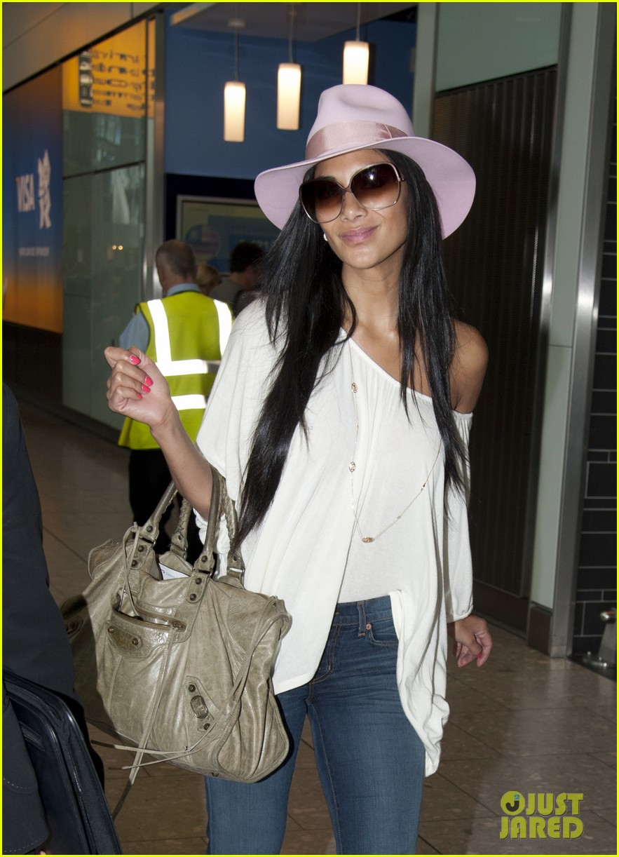 nicole scherzinger birthday celebration 252681769