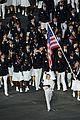 maria sharapova novak djokovic olympic flag bearers 05