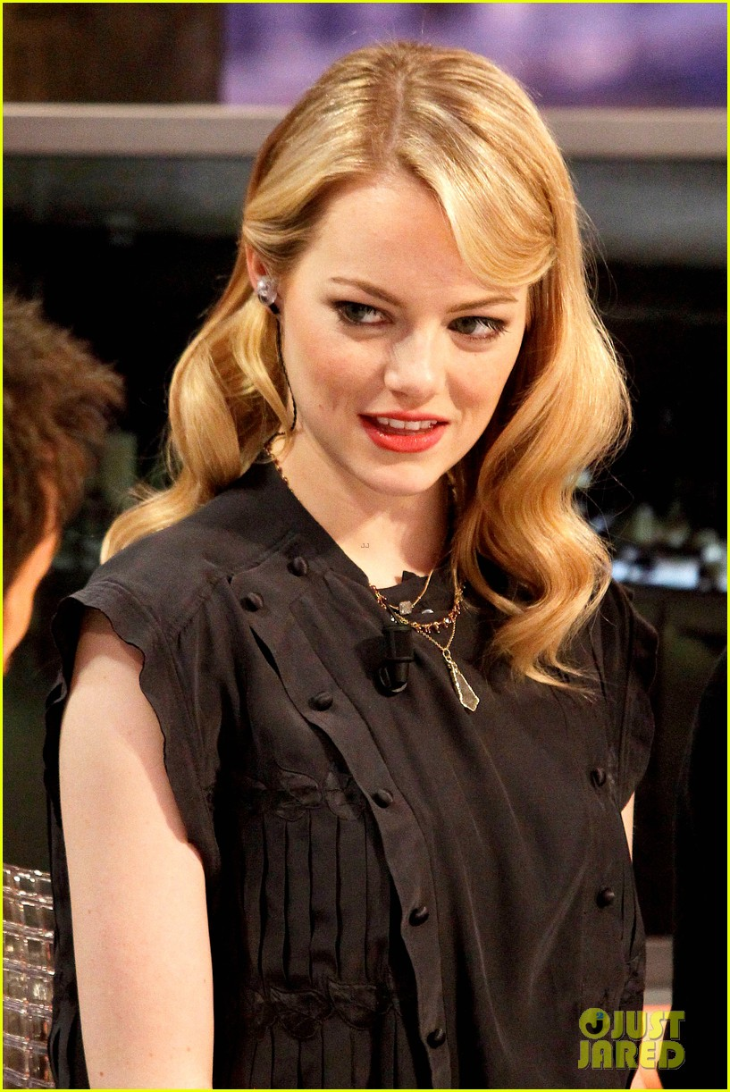 emma stone andrew garfield spider man tops july 4th 062683640
