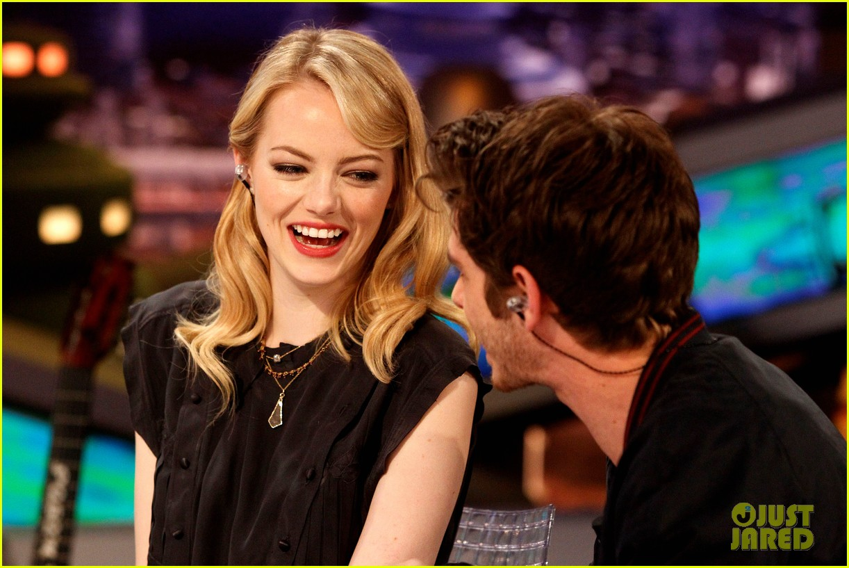 emma stone andrew garfield spider man tops july 4th 072683641