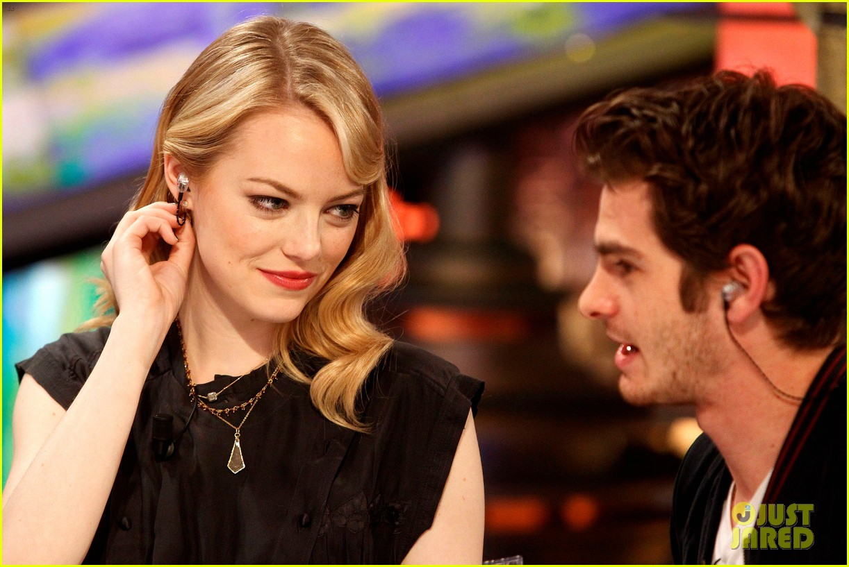 emma stone andrew garfield spider man tops july 4th 082683642