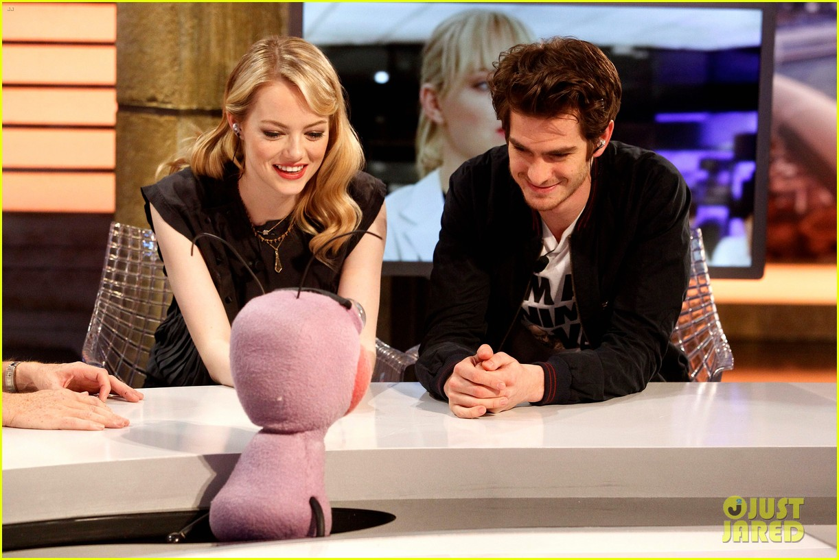 emma stone andrew garfield spider man tops july 4th 092683643