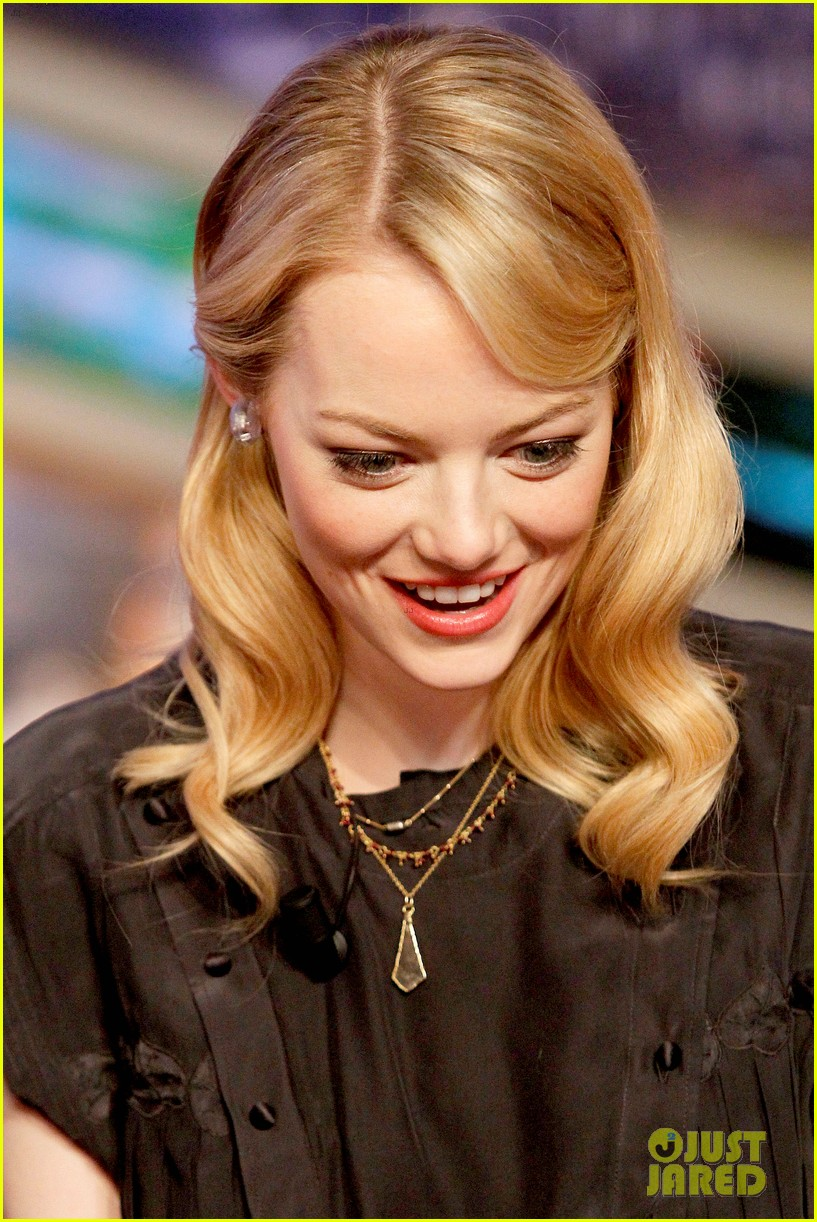 emma stone andrew garfield spider man tops july 4th 15