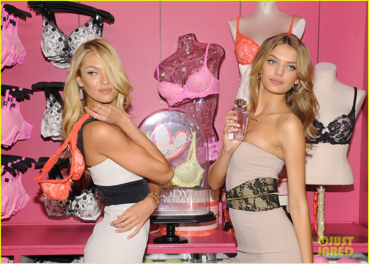 candice swanepoel body by victoria launch 182694899