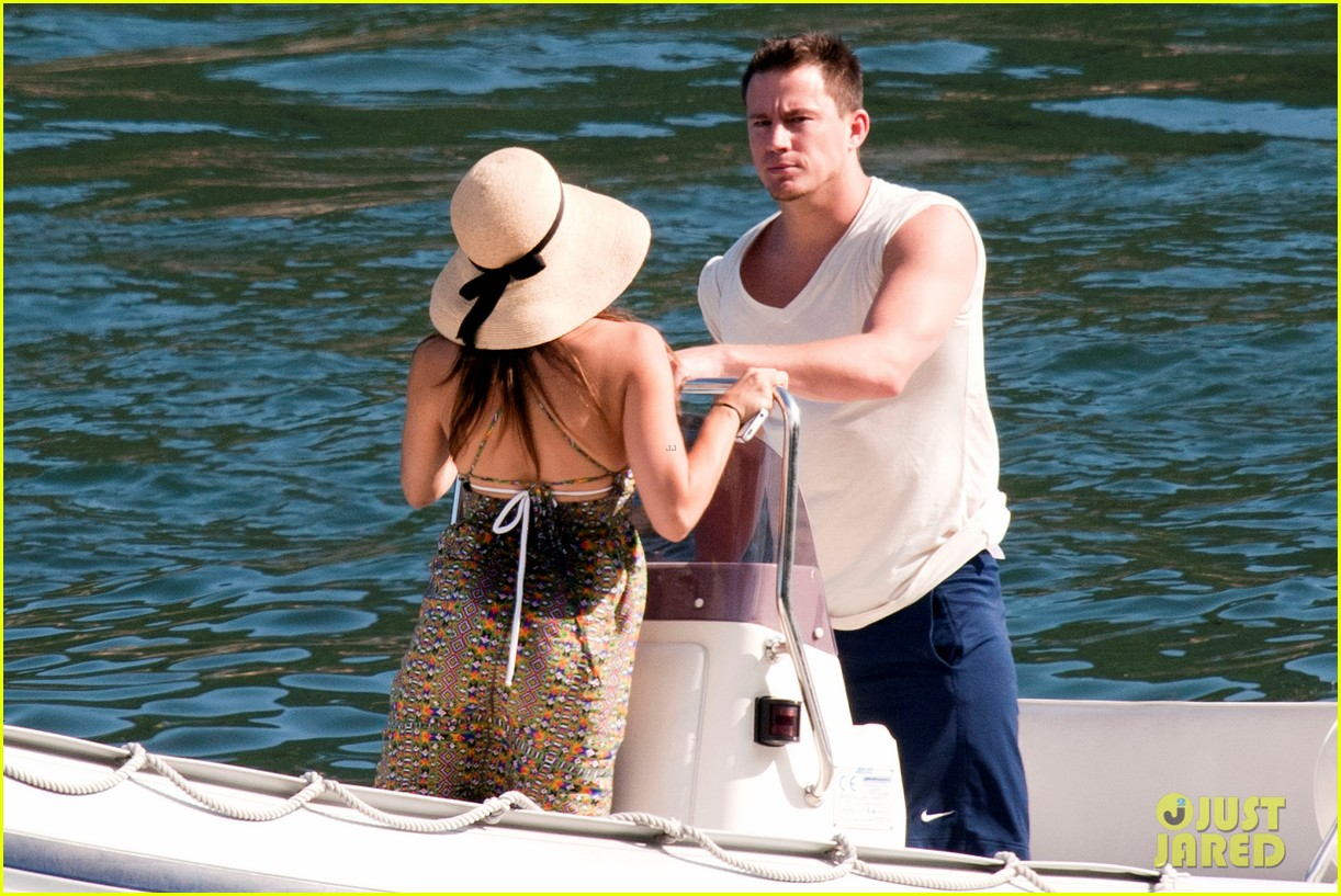 channing tatum jenna dewan italy with stacy keibler 022688260
