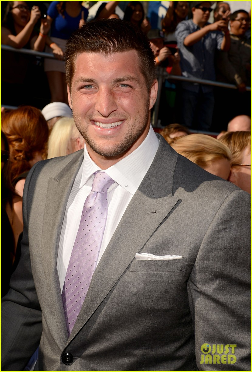tim tebow eli manning espy awards 2012 012685985