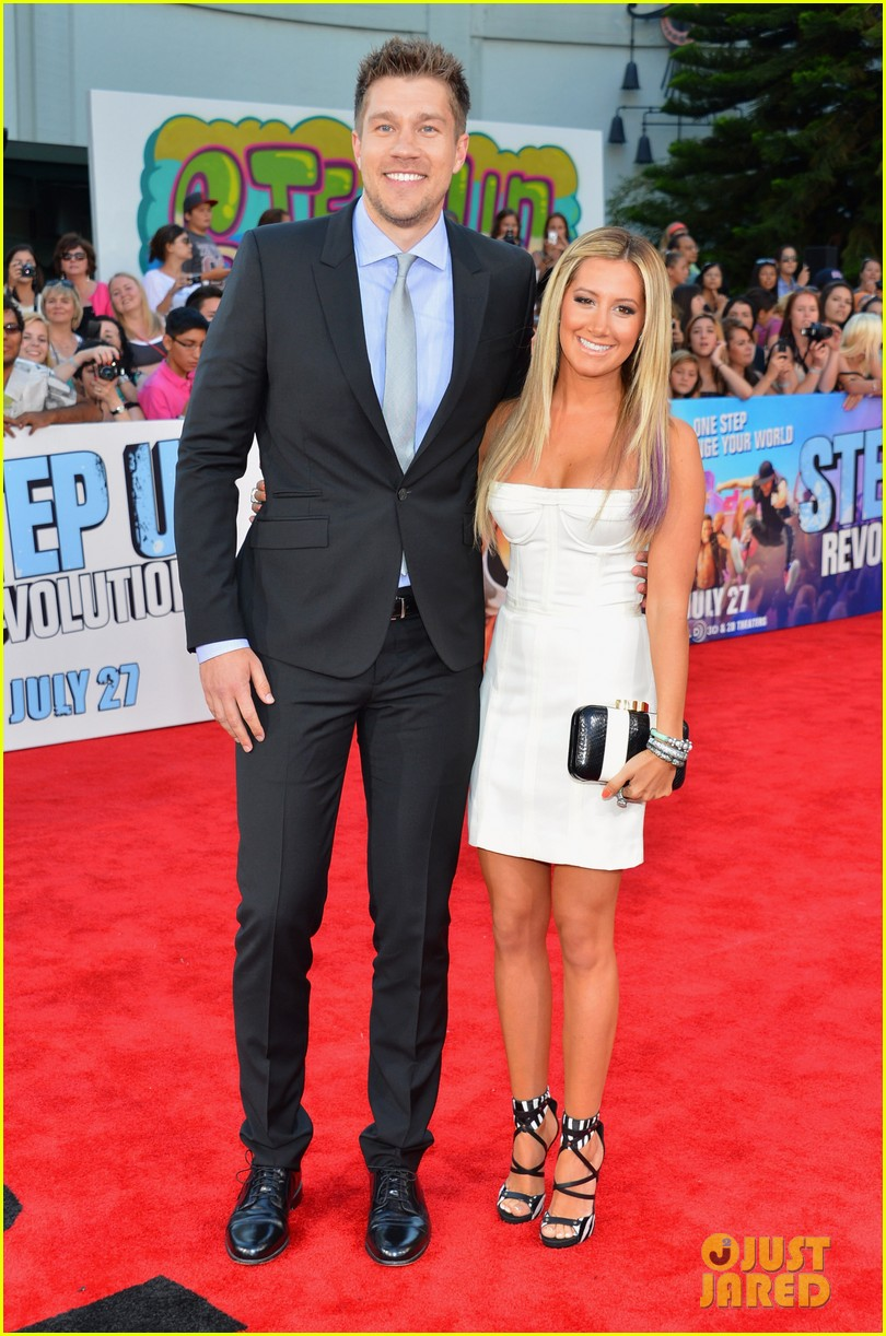 ashley tisdale ryan guzman step up revolution premiere 012689061