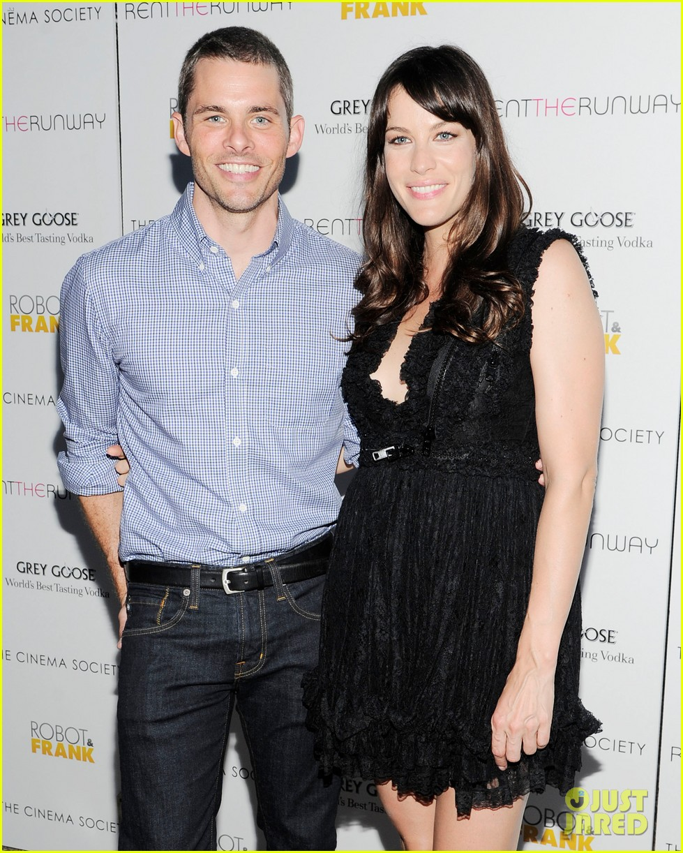 liv tyler james marsden robot frank screening 072693521