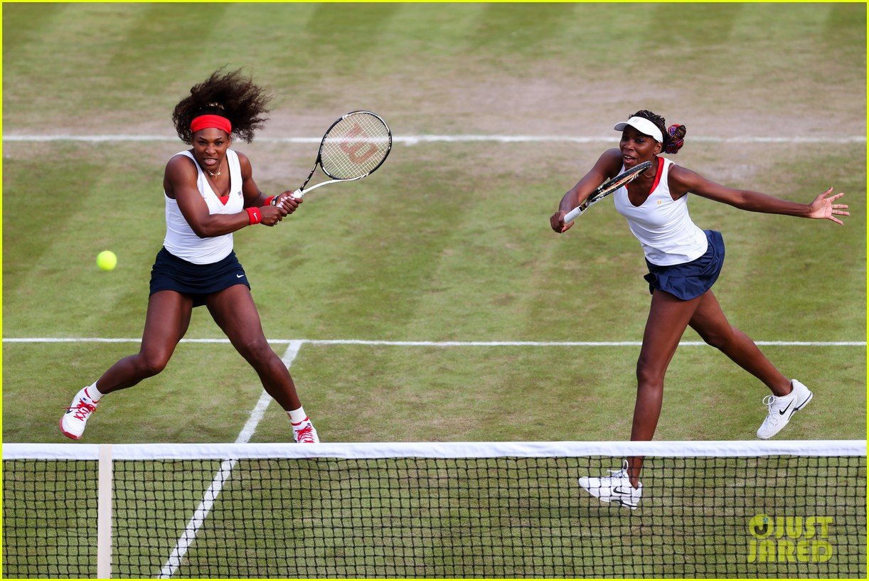 venus serena williams andy roddick olympic tennis 212694527