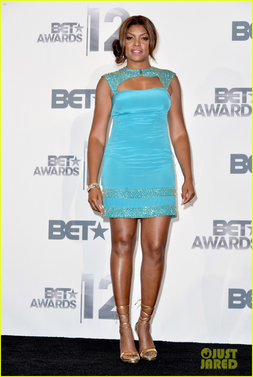 kerry washington taraji p henson bet awards 2012 052681887