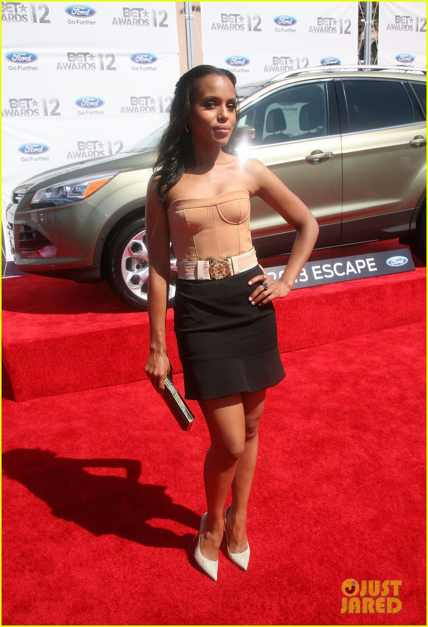kerry washington taraji p henson bet awards 2012 06