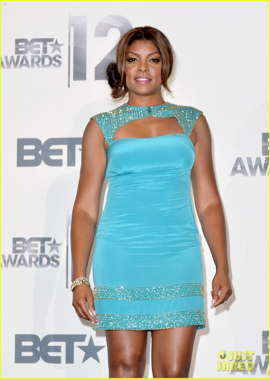 kerry washington taraji p henson bet awards 2012 082681890