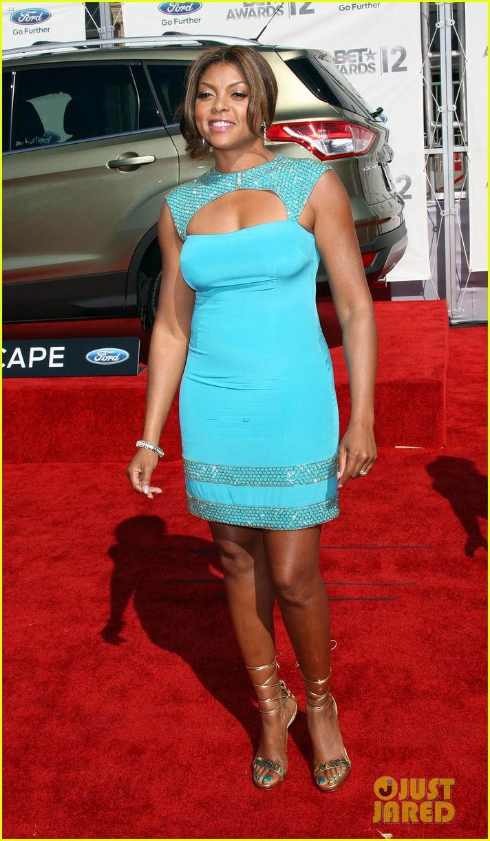 kerry washington taraji p henson bet awards 2012 11