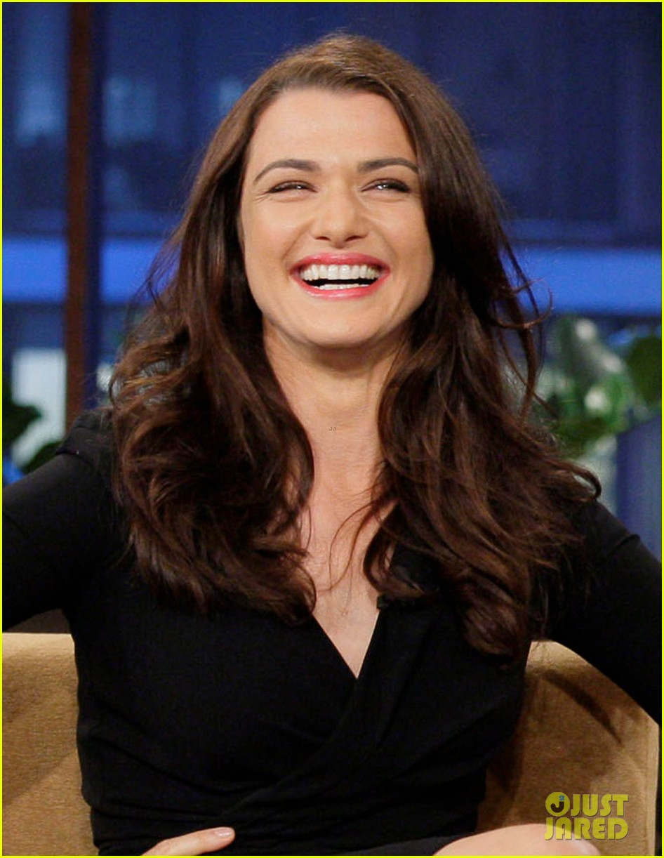 rachel weiz tonight show with jay leno appearance 042689723