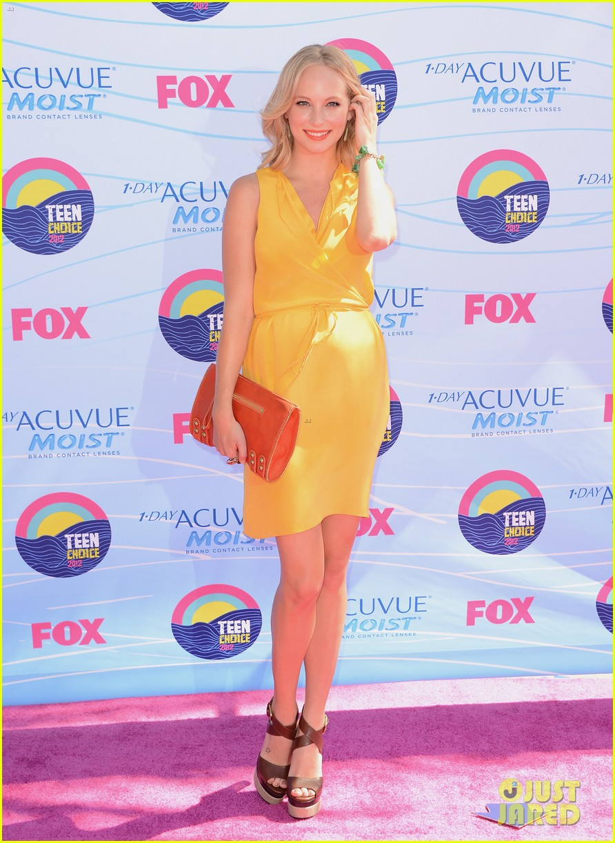 paul wesley candice accola michael trevino teen choice awards 2012 092690666