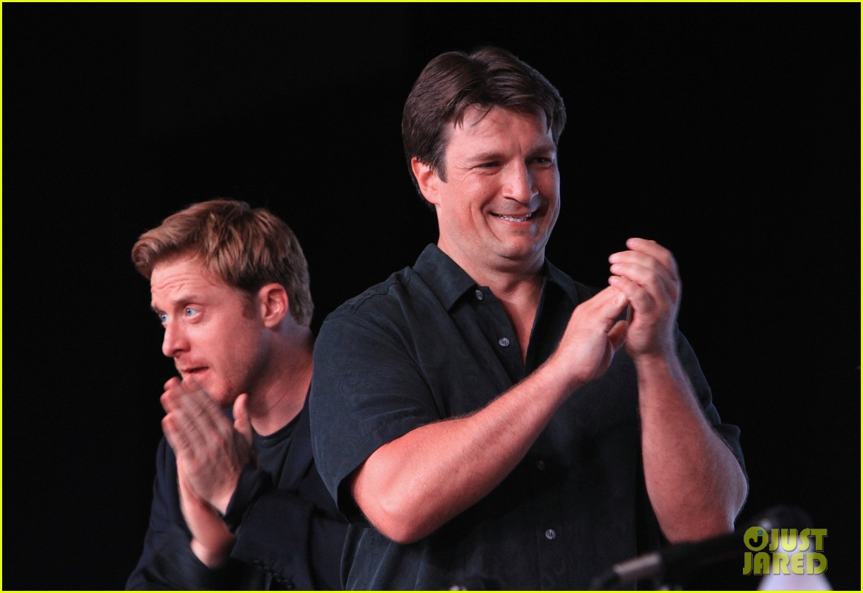 firefly cast reunion at comic con 182686984
