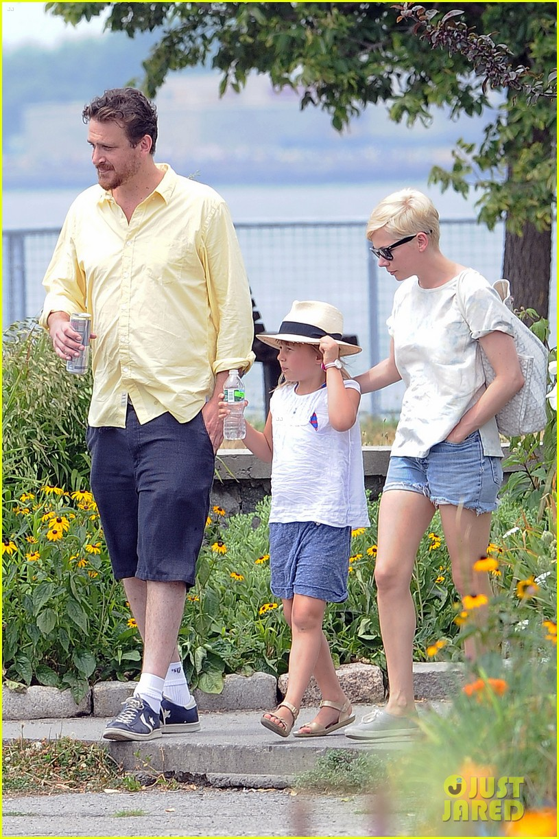 michelle williams jason segel lunch matilda 03