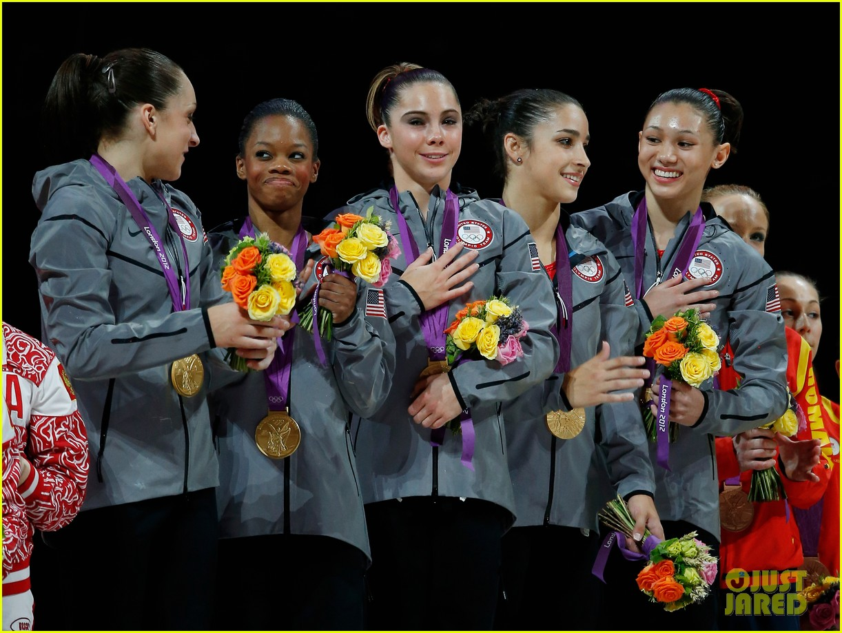 us womens gymnastics team wins gold medal 37
