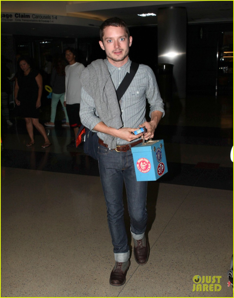 Elijah Wood Talks 'Wil...