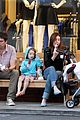 alyson hannigan mckayla maroney visits himym set 01